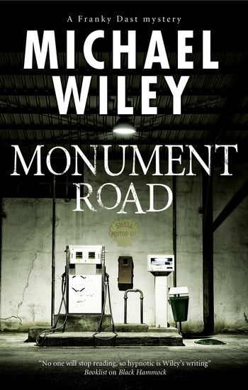 Monument Road - A Florida noir mystery - cover