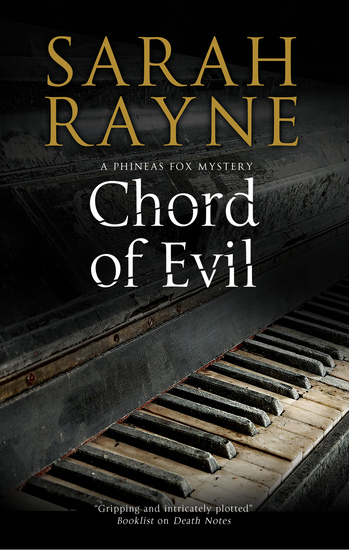 Chord of Evil - Wartime suspense - cover