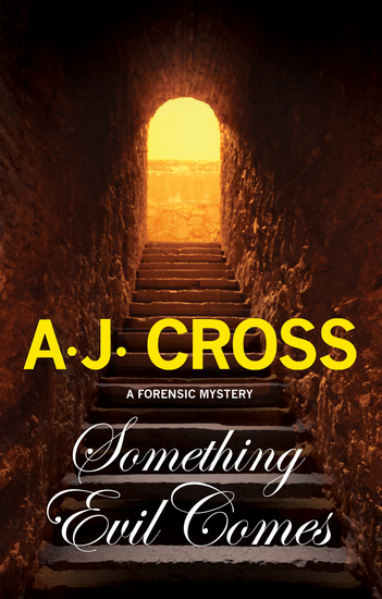 Something Evil Comes - A forensic mystery - cover