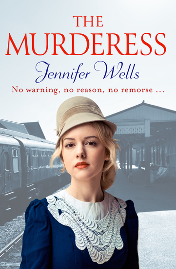 The Murderess - A heart-stopping story of family love passion and betrayal - cover
