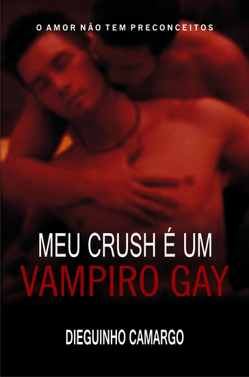 Meu crush é um vampiro gay - cover