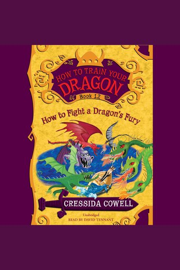 How to Train Your Dragon: How to Fight a Dragon's Fury - cover