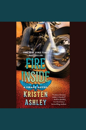 Fire Inside - A Chaos Novel - cover