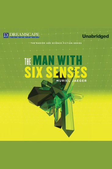 The Man with Six Senses - cover