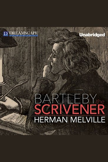 Bartleby the Scrivener - A Story of Wall Street - cover
