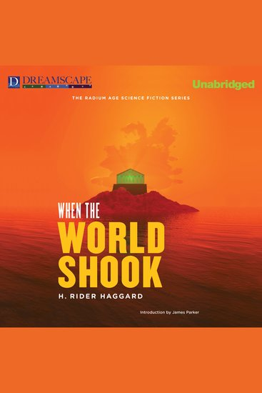 When the World Shook - cover