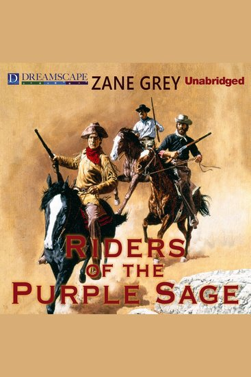 Riders of the Purple Sage - cover