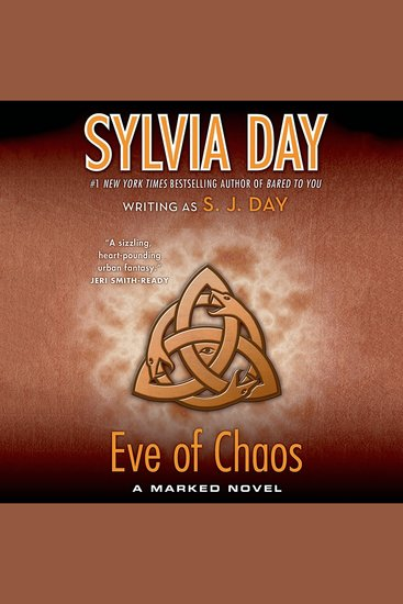 Eve of Chaos - A Marked Novel - cover