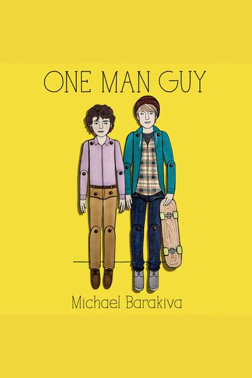 One Man Guy - cover