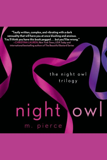 Night Owl - The Night Owl Trilogy - cover