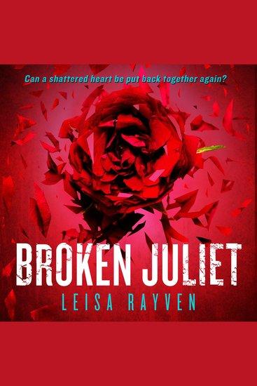Broken Juliet - cover
