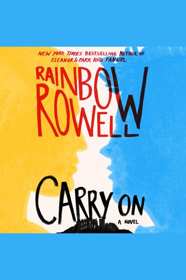 Carry On - A Novel - cover