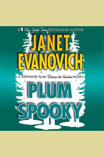 Plum Spooky - A Stephanie Plum Between the Numbers Novel - cover