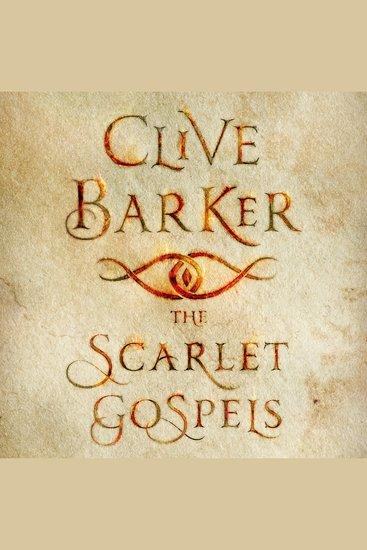 The Scarlet Gospels - cover