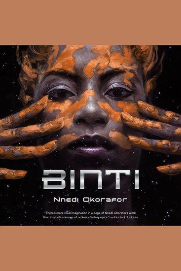 Binti - cover