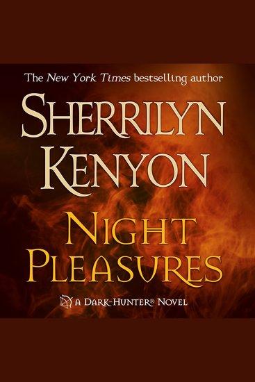 Night Pleasures - A Dark-Hunter Novel - cover