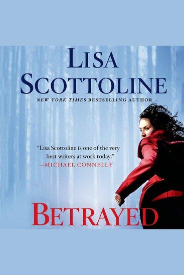 Betrayed - A Rosato & DiNunzio Novel - cover