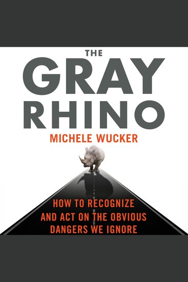 The Gray Rhino - How to Recognize and Act on the Obvious Dangers We Ignore - cover