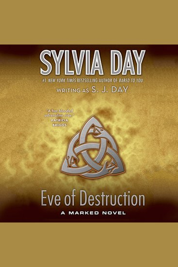 Eve of Destruction - A Marked Novel - cover