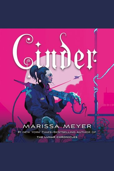 Cinder - Book One of the Lunar Chronicles - cover