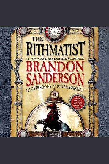 The Rithmatist - cover