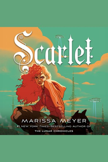Scarlet - The Lunar Chronicles - cover