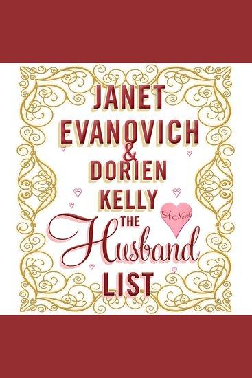 The Husband List - A Novel - cover