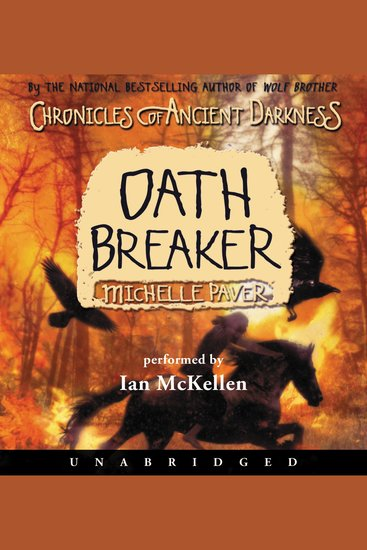 Chronicles of Ancient Darkness: Oath Breaker - cover