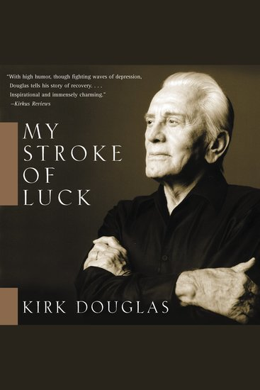 My Stroke of Luck - cover