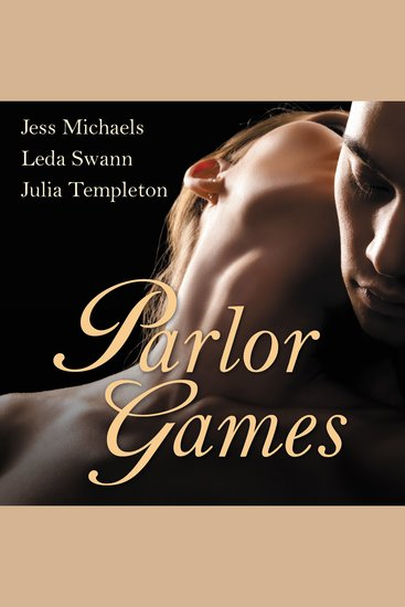Parlor Games - cover