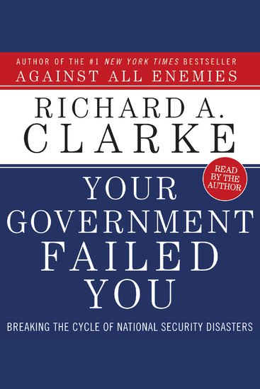 Your Government Failed You - cover