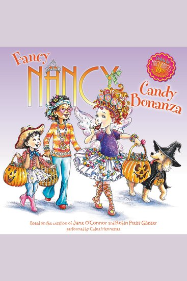 Fancy Nancy: Candy Bonanza - cover