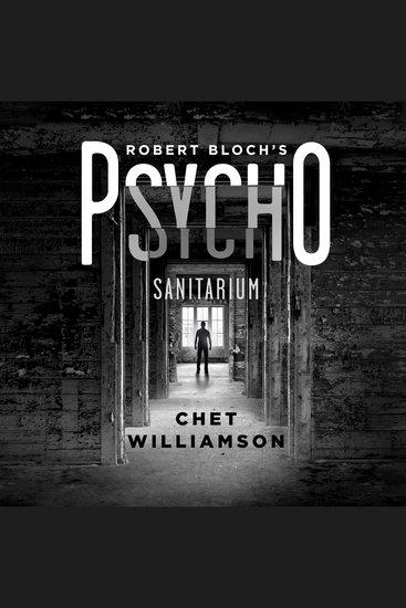 Robert Bloch's Psycho: Sanitarium - cover