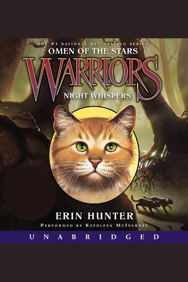 Warriors: Omen of the Stars #3: Night Whispers - cover