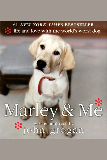 Marley & Me - cover
