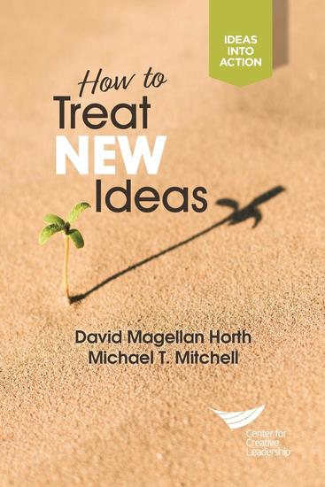 How to Treat New Ideas - cover