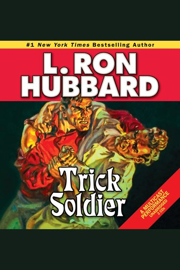 Trick Soldier - cover