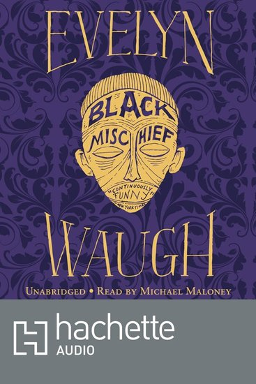 Black Mischief - cover