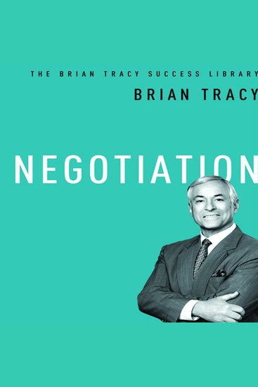 Negotiation - cover