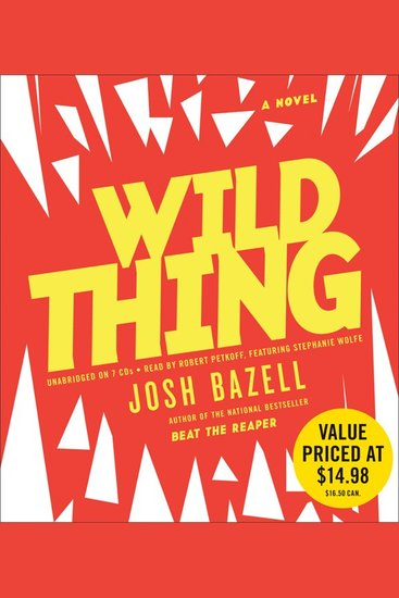 Wild Thing - A Novel - cover