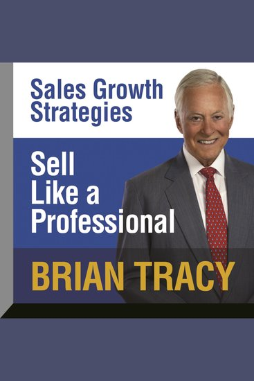 Sell Like a Professional - Sales Growth Strategies - cover
