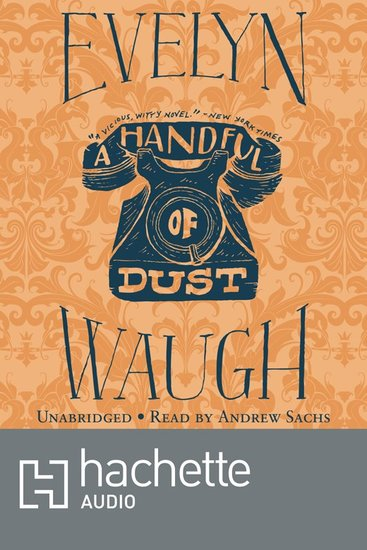 A Handful of Dust - cover