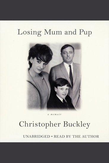 Losing Mum and Pup - A Memoir - cover