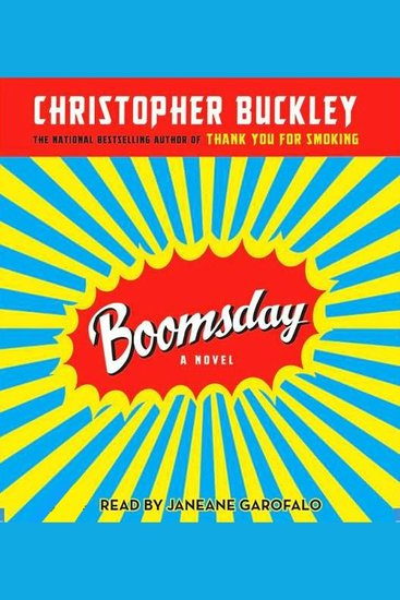 Boomsday - cover