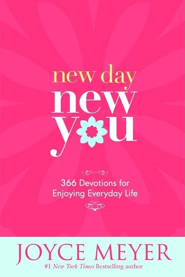 New Day New You - 366 Devotions for Enjoying Everyday Life - cover