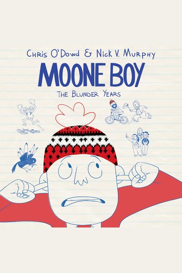 Moone Boy - The Blunder Years - cover