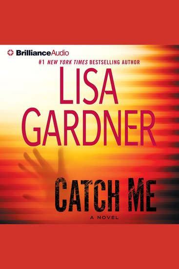 Catch Me - A Novel - cover
