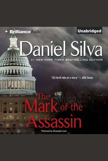 The Mark of the Assassin - cover