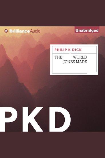 The World Jones Made - cover