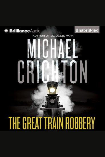 The Great Train Robbery - cover